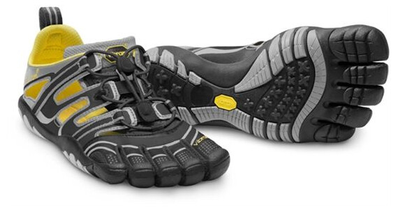 FiveFingers M's Treksport Sandal Grey/Yellow/Black